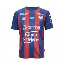 Maillot Malherbe Solidaire Officiel SM Caen Adulte