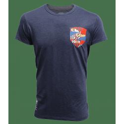 Tee-shirt Blason SM Caen x Seb Toussaint Homme
