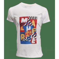 Tee-shirt Malherbe SM Caen x Seb Toussaint Homme