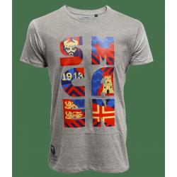 Tee-shirt SM Caen Seb Toussaint Homme