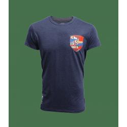 Tee-shirt Blason SM Caen x Seb Toussaint Enfant