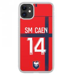 Coque Téléphone SM Caen Extérieur 2020-2021