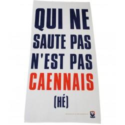 Drap de bain Fan SM Caen