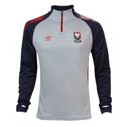 Sweat Entrainement Joueur SM Caen Adulte 2018-2019