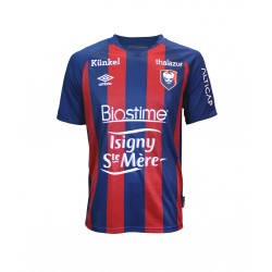 Maillot Domicile Officiel SM Caen Adulte 2019-2020