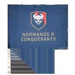 Mini Drapeau SM Caen 2019-2020