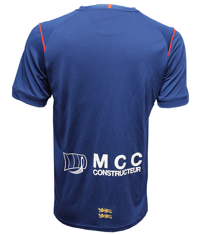 Maillot Domicile Officiel SM Caen Adulte 2020-2021